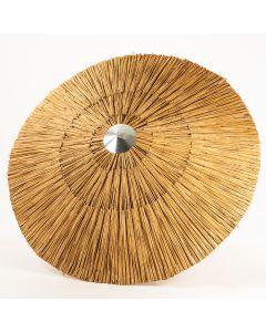 Strohschirm Cala Millor 210 cm Durchmesser inkl. Pfosten